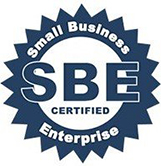 SBE Small Business Enterprise Certified